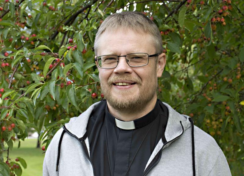 Torniossa 18 vuotta työskennellyt Jarkko Kuusisto aloitti kappalaisena elokuun alussa.