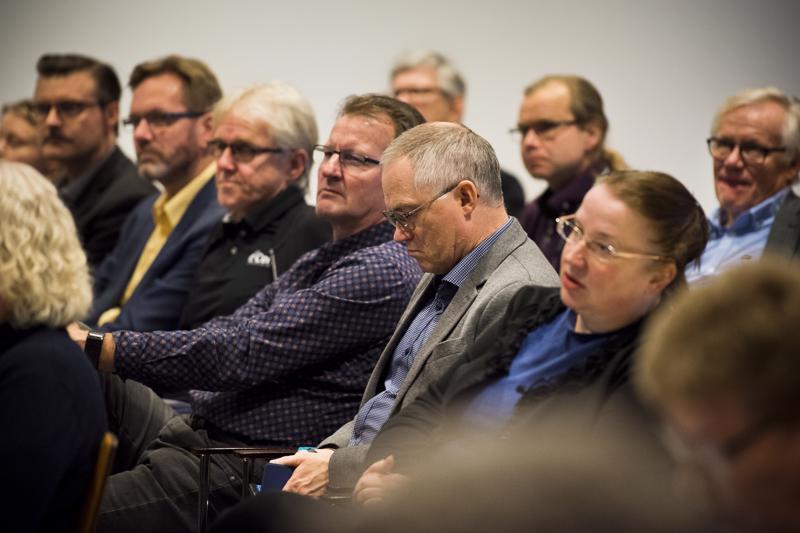 Nivalan Kerttu Saalasti-seminaarin yhteydessä pohjustettiin jokilaaksojen edunajamisen uutta toimintamallia.