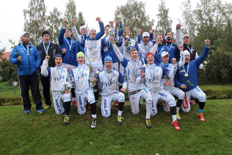 Vimpelin Vedon A-pojat voitti tiistaina SM-pronssia.