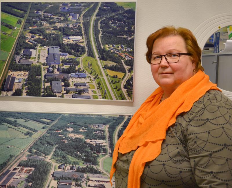 Nivalan Teollisuuskylän eroava toimitusjohtaja Kaisa Liinamaa aikoo nyt keskittyä perheeseen ja lapsenlapsiin.