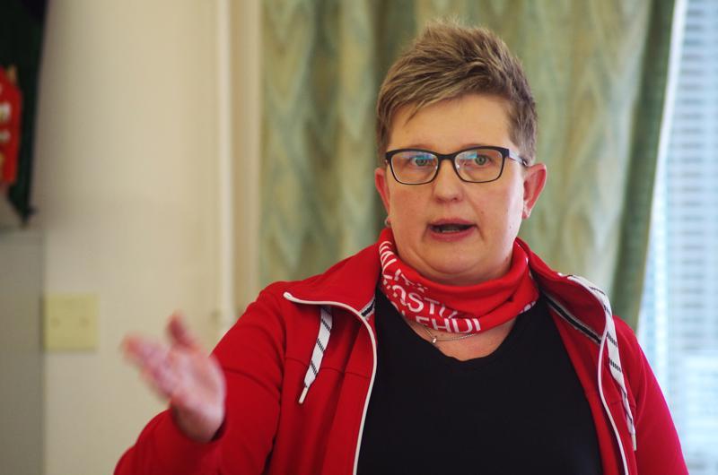 Muistiasiantuntija Mirja Hynninen.