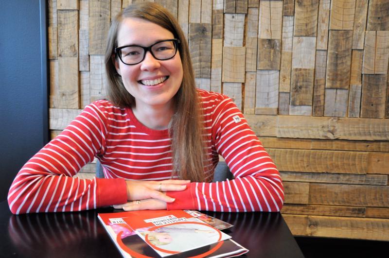 Reija Harlamow pitää Pelastakaa Lapset ry:n Eväitä elämälle -hanketta erinomaisena. – Sen vaikutukset ulottuvat nuoreen mutta myös lähipiiriin.