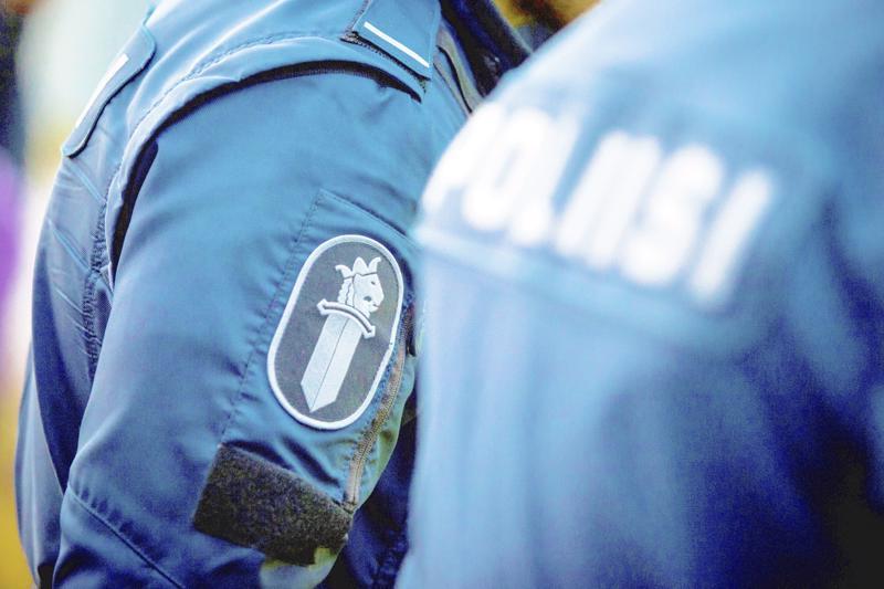 Poliisilla on tutkinnassa laaja omaisuusrikossarja, jossa epäillään tekijöiksi neljää henkilöä.
