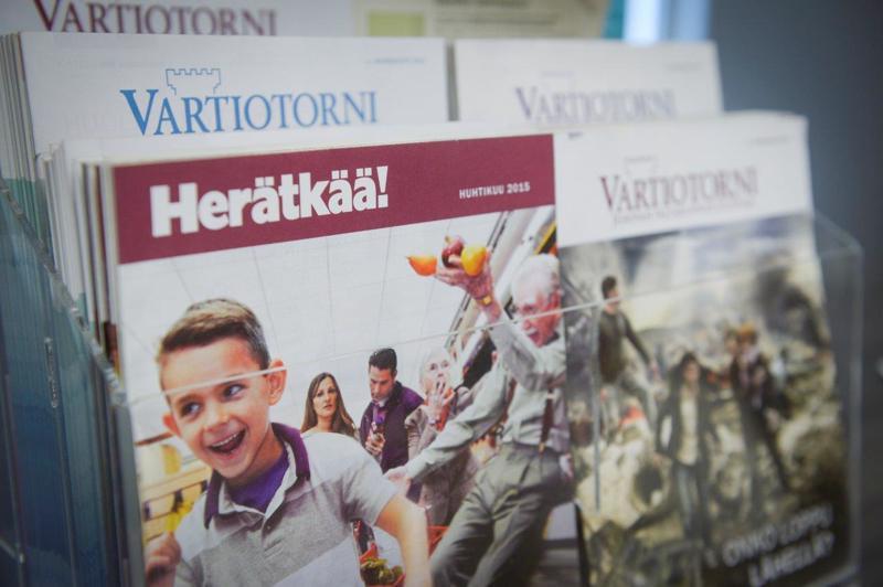 Jehovan todistajien asema heikkenee Venäjällä.