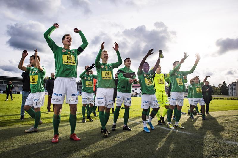 KPV kiitti voiton jälkeen faneja kannustuksesta.