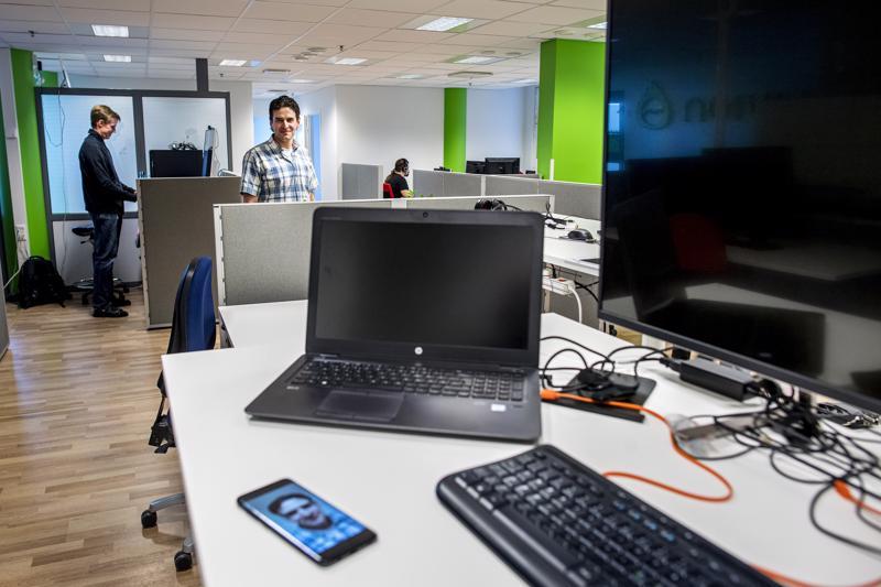 Ohjelmistotalo Livionilla koodaripula rajoittaa kasvua, kertoo kehitysjohtaja Jani Ylikangas.