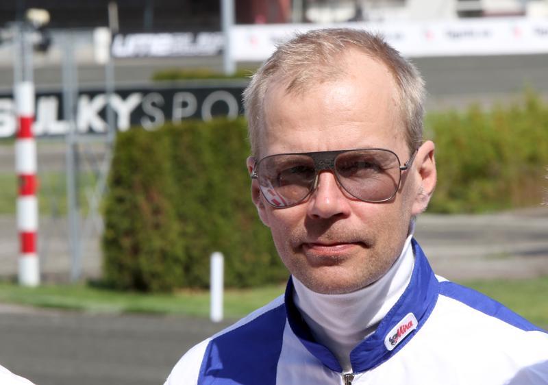 Mika Fors voitti Kaustisen kolmesta T65-kohteista kaksi.