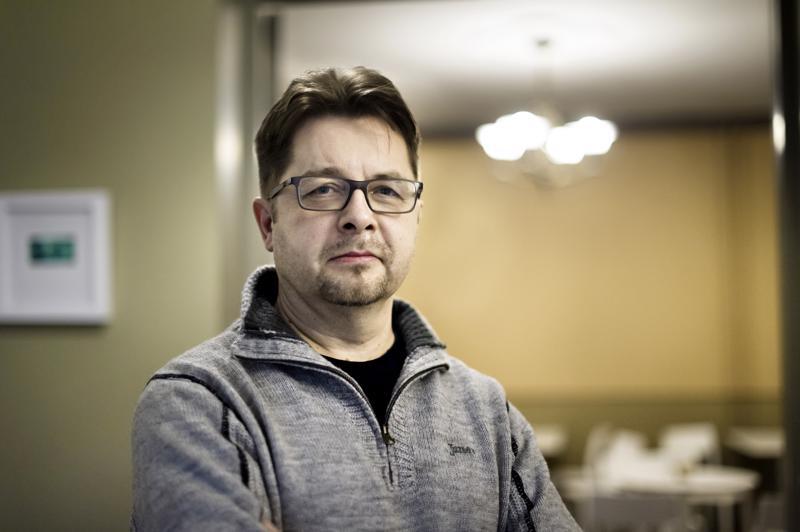 Juha Vuorinen.