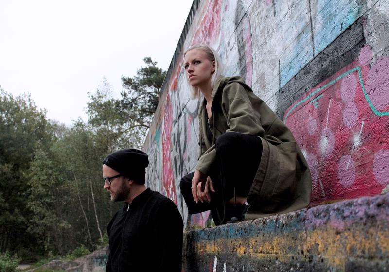 Ville Erikssonin ja Nina Niskalan yhteistyö käy sujuvasti, vaikka he asuvatkin eri paikkakunnilla.