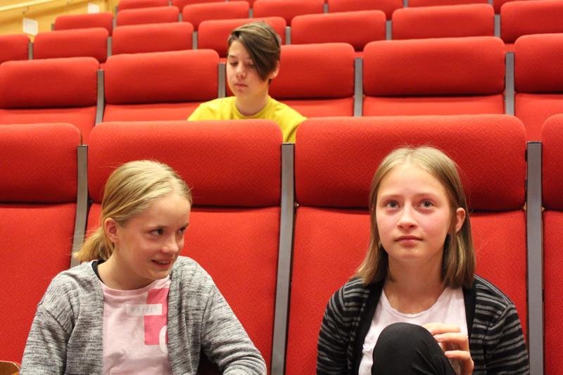 Nuorisovaltuuston jäsenyys voi avata elämässä uusia ovia.  Ehdokkaiksi ilmoittautuivat jo Linnea Littow, Ossi Ruotsalainen ja Anna Pirnes sekä Pinja Nuutinen (ei kuvassa).