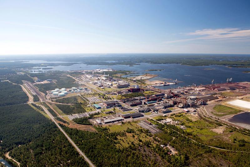 Kokkolan suurteollisuusalue hakee yhdessä Pietarsaaren kanssa työntekijöitä alueelle.