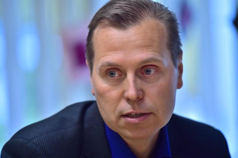 Jan-Ove Nyman toivoo, että kauppa ottaisi kotimaisten elintarvikkeiden hinnoista nykyistä pienemmän siivun itselleen.