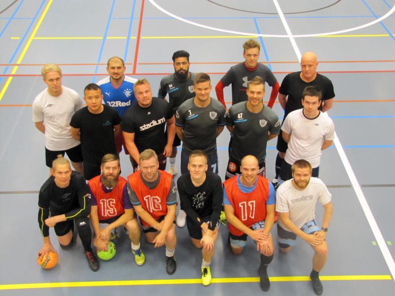 Monkuloiden sarjakausi Futsal-ykkösessä alkaa tulevana lauantaina.