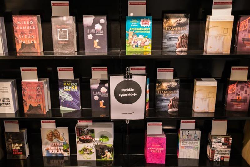 Painettujen kirjojen myynti on pitkään ollut lievästi miinusmerkkisellä uralla. Äänikirjojen myyntiluvut kasvavat sen sijaan huimaa vauhtia.