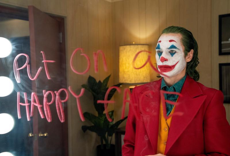 Nauruihminen – Joaquin Phoenix. Jokeri tekee Phoenixin perheen toisestakin näyttelijänerosta tähden.