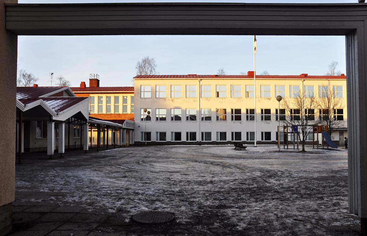 Pohjankylän Koulu