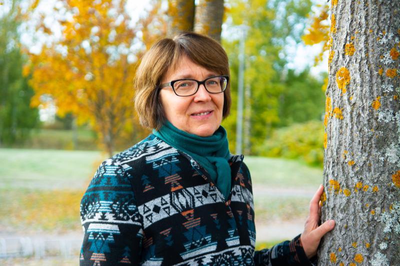 Keski-Pohjanmaan koulutusyhtymän johtaja Liisa Sadeharju osaa pitää työn ja vapaa-ajan erillään. -Olen tehnyt aika selvän rajanvedon työn ja vapaa-ajan välille. Palautuminen on tärkeää, ja myös muusta elämästä pitää ehtiä nauttimaan.