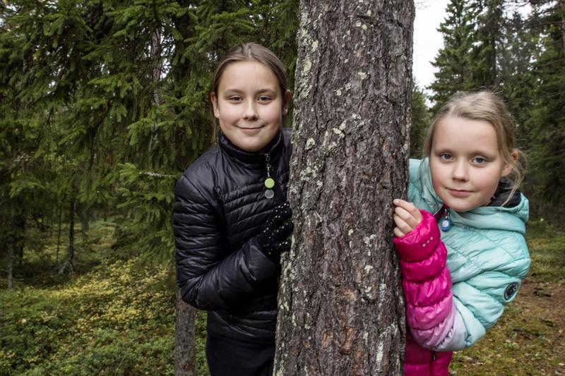 Kaksi vuotta sitten Rasehornin siskokset Minerva ja Linnea voittivat myös Napero-Finlandiat omissa sarjoissaan.