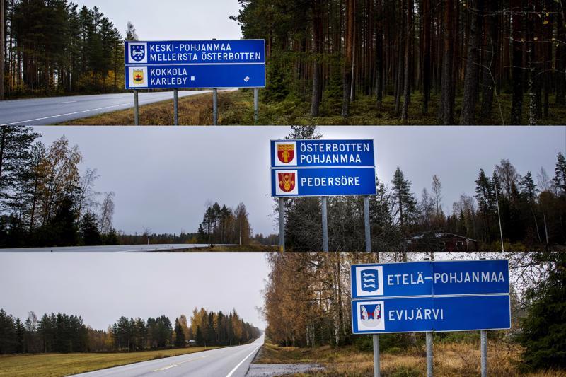 Pohjanmaan alueen maakuntaliittojen johtajat Antti Saartenoja Etelä-Pohjanmaalta, Kaj Suomela Pohjanmaalta ja Jyrki Kaiponen Keski-Pohjanmaalta eivät kaipaa suur-Pohjanmaan maakuntaa. Sitä on esittänyt muun muassa ministeri Jaakko Numminen.
