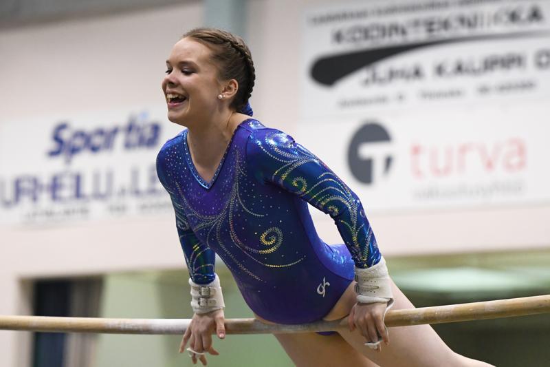 YVoLista Kuulan alaisuuteen siirtynyt Ylivieska Gymnastic järjesti sunnuntaina ensimmäiset luokkakilpailunsa uudessa seurassa.