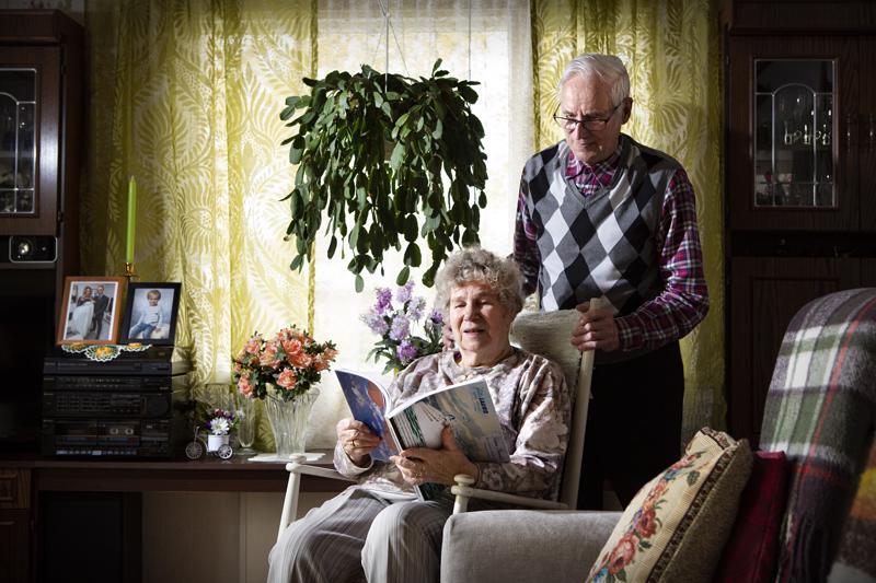 Toholammilta kotoisin olevat Aino ja Solmu Finnilä asuivat puoli vuosisataa sitten vuosia Australiassa.