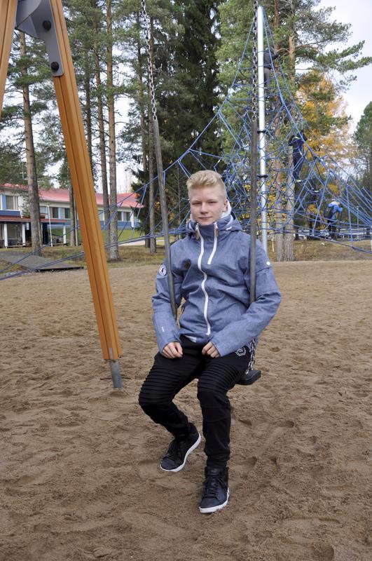 Onnea! Rasmus Remesaholla on tänään nimipäivä.