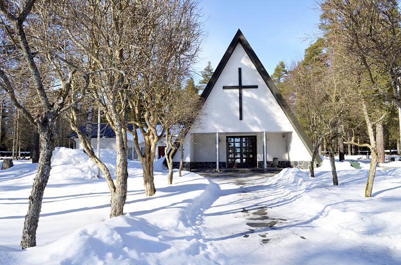 Haapaveden kamariorkesterin pyhäinpäivän konsertin pitopaikaksi on valikoitunut Jaananmäen siunauskappeli.