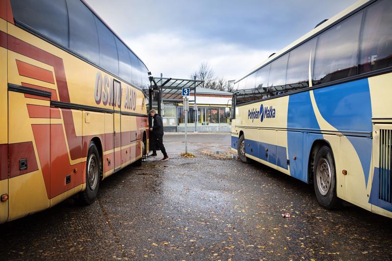 Suunnitelmien mukaan kaikki uudet linjat tulevat kulkemaan linja-autoaseman kautta. Odotusajat pyritään pitämään hyvin lyhyinä.