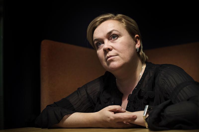 Mia Huhta aloittaa työnsä Vaasan kaupunginorkesterin intendenttinä helmikuussa.