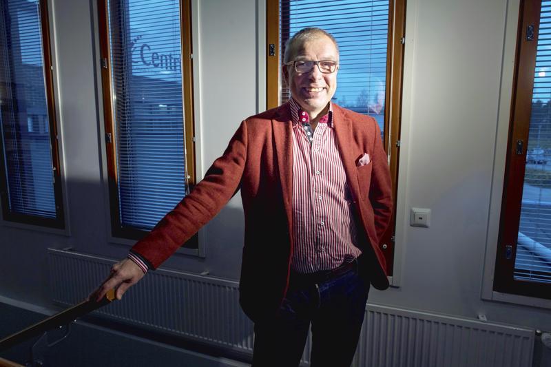 – Tämän tyyppiselle koulutukselle on selkeää kysyntää, toteaa ammattikorkeakoulu Centrian rehtori Kari Ristimäki.