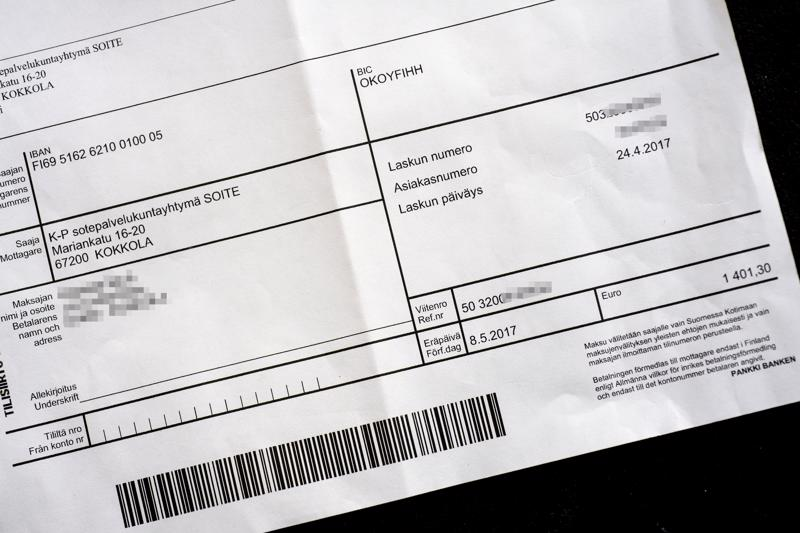 Soite siirtää Postin lakon takia myös laskujensa eräpäiviä.