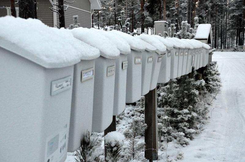 KPK-Jakelu tekee Haapavedellä keskiviikkona erilliskierroksen haja-asutusalueille, jotta kaikki haapavetiset tilaajat saavat lehden.