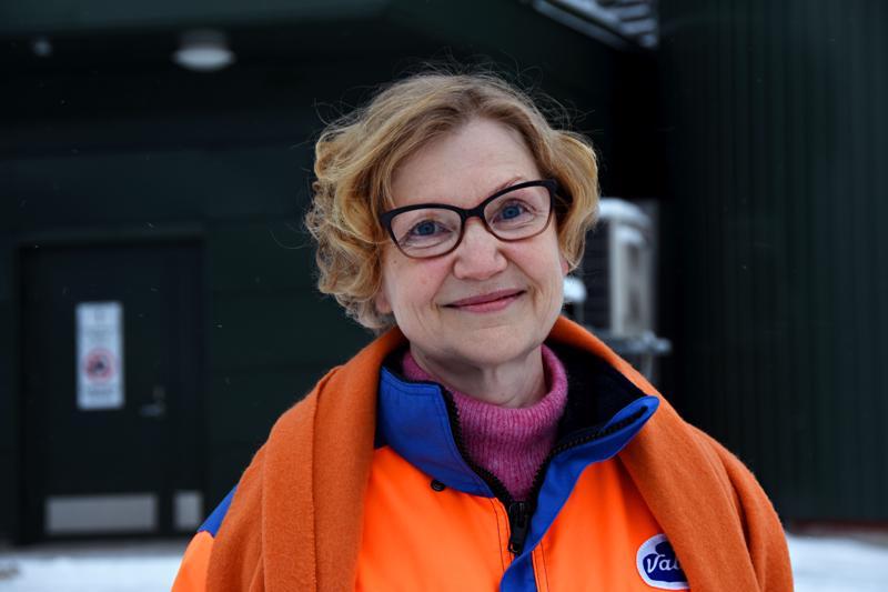 Jaana Hiitola siirtyi tehtaanjohtajaksi juustolan tuotantopäällikön paikalta.