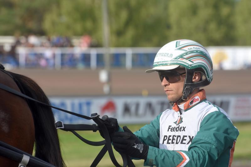 Ville Pohjola ohjasti viime viikolla viisi voittoa.
