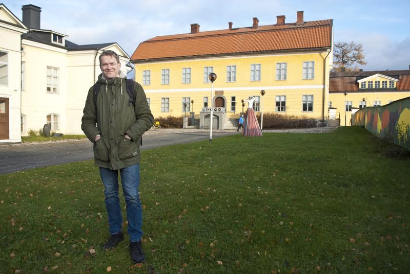 Roosin talon pihalta on löytynyt 1600-luvun rakennusten tonttipohjia, kertoo museolehtori Lauri Skantsi. Tontilla tehtiin kaivauksia muutama vuosi sitten.