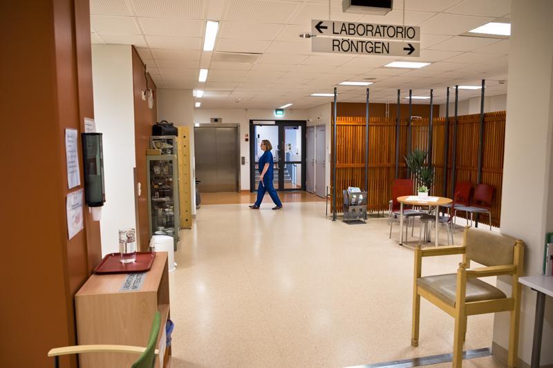 Nivalan terveyskeskus on osa Kallion kuntayhtymän palvelurakennetta.
