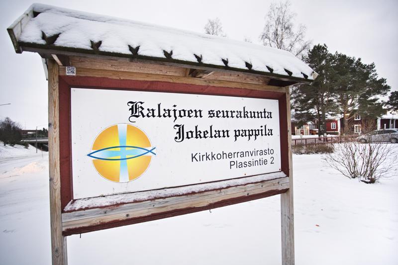 Kalajoen seurakunta saa ensi vuoden puolella konsulttiapua.