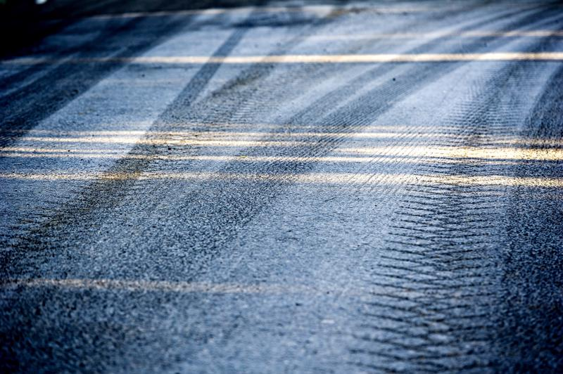 Liukas tienpinta kannattaa huomioida keskiviikkona liikenteessä.