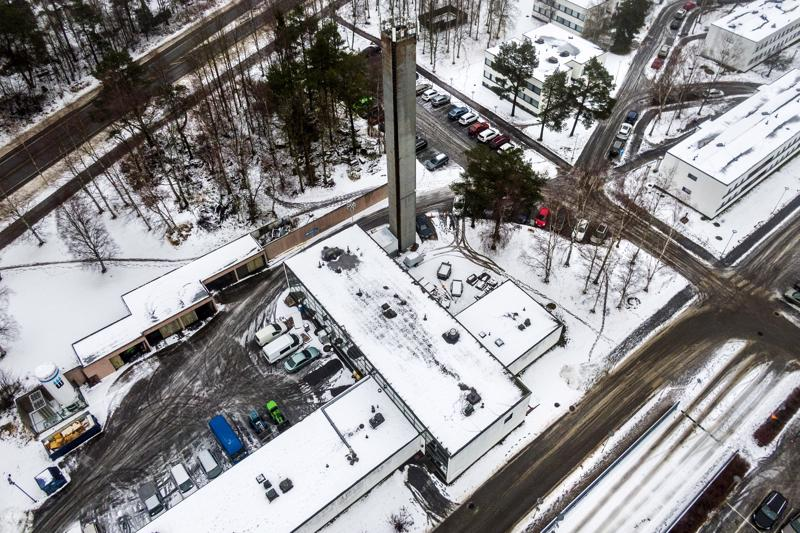 Krematorion rakentamisen on tarkoitus alkaa ensi vuonna Keski-Pohjanmaan keskussairaalan lämpökeskuksen tiloissa.
