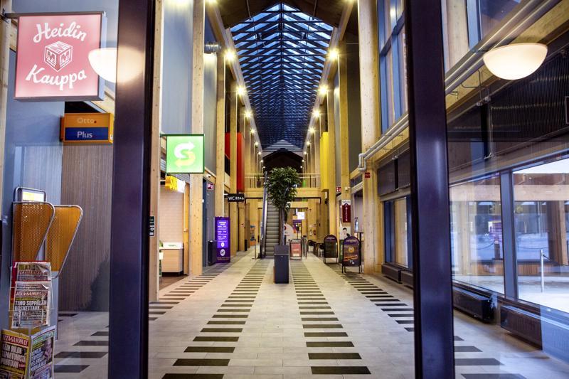 Ostoskylä Raitista lähtee marraskuun aikana Raitti Shop, joka on ilmoittanut lopettavansa toiminnan.