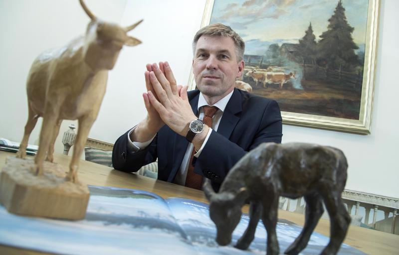 Juha Marttilan ja MTK:n mukaan ainoa oikea tavoite on hiilineutraali maatalous. Sen saavuttamista puheenjohtaja pitää myös mahdollisena.