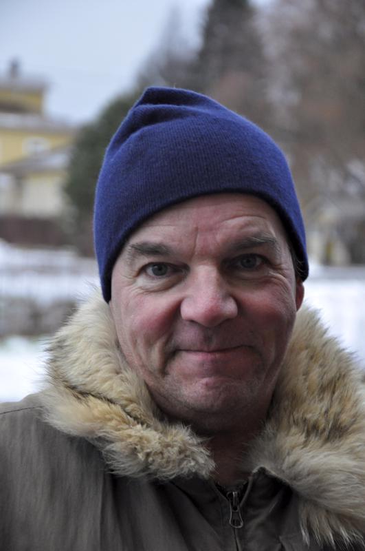 Martti Lukkarila, Lohtaja- Kyllä se kirkko ilman muuta on. Pappila on toinen.