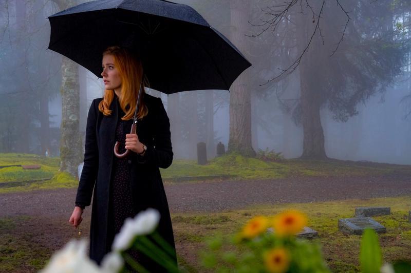 Uuden tv-sarjan Nancy Drew on aiempaa tummempien vesien tulkki. Kennedy McMann Neiti Etsivänä setvii synkkää menneisyyttään.