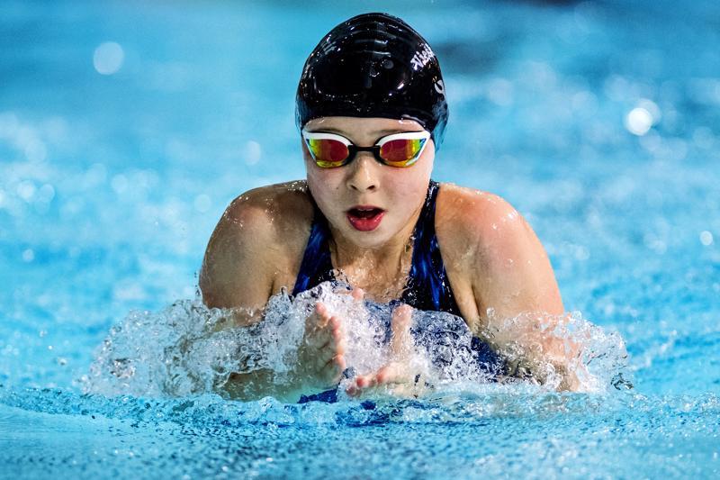 Vieskan Uimareiden Riialiina Kiljala jatkoi voitokkaita kisojaan viikonloppuna Kokkolassa ja Pietarsaaressa.