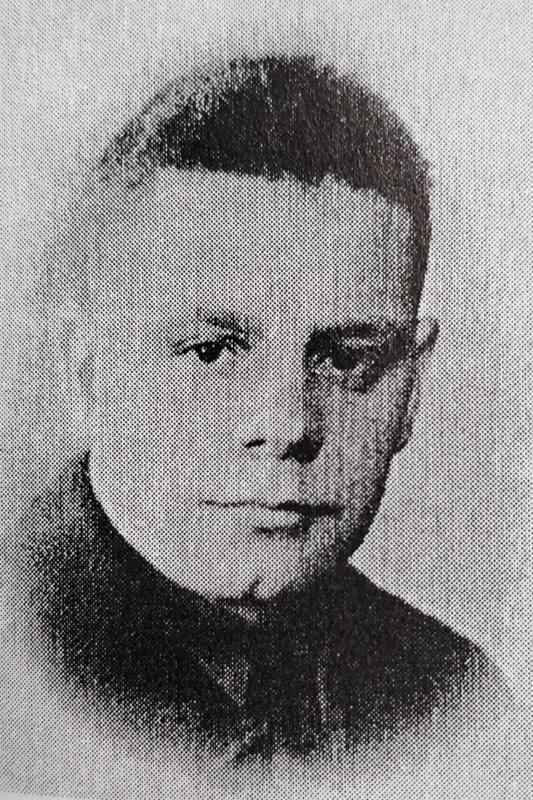 Tykkimies Usko Toivo Luoto s. 16.2.1918 Pietarsaari, k. 9.3.1940 Salla.