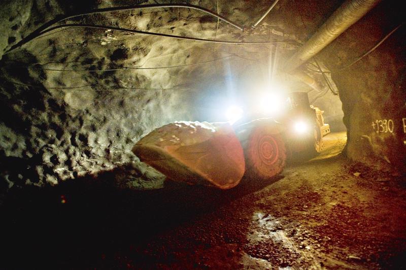 Pyhäsalmen kaivokseen suunnitellaan isoa säätövoimalaitosta