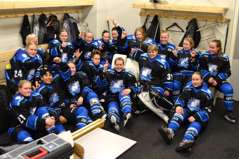 YJK:n naiset ratkaisivat Mestiksen paikkansa karsintasarjan viimeisen pelin voitolla.