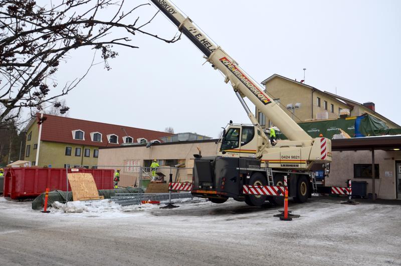 Oulaskankaan kehittyminen ilahduttaa Oulaisten kaupunkia. Sairaalan yhteispäivystyksen yhteydessä aloittaa ensin vuonna alueen 17 kunnan sosiaalipäivystys. Se tulee olemaan yhdeksän työntekijän yksikkö.