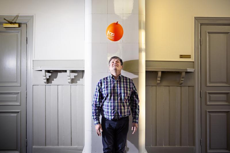 Kokkolan seudun opiston rehtori Asko Muilu uskoo, että kansalaisopistoille on tarvetta myös tulevaisuudessa.