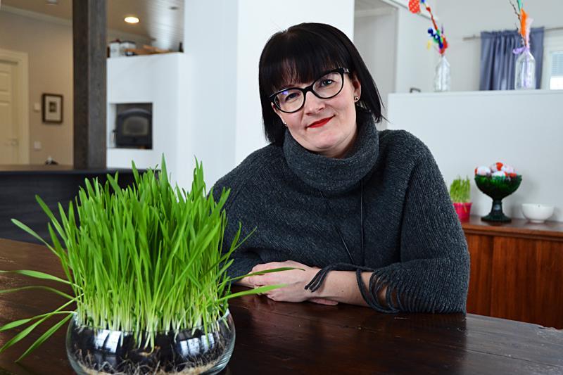 Kirjoittaja on maatilan emäntä ja Haapaveden kaupunginvaltuuston puheenjohtaja.